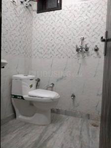 Bathroom Image of New Options PG in Rajinder Nagar