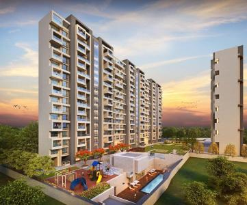 Gallery Cover Image of 2400 Sq.ft 4 BHK Apartment for buy in Wakad for 24753500