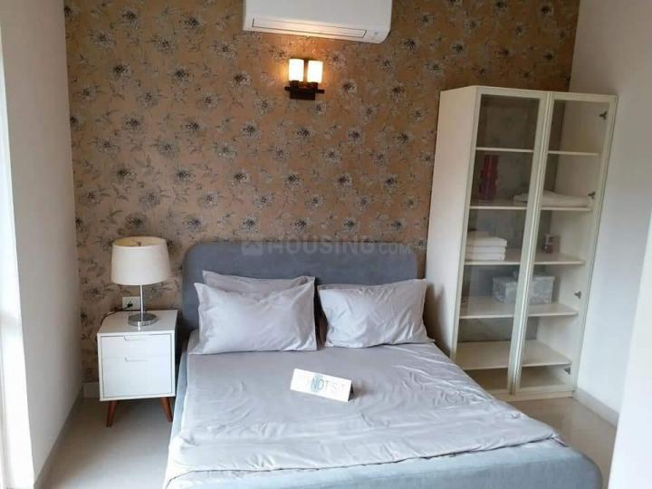 Bedroom Image of 600 Sq.ft 1 BHK Apartment for buy in Amolik Residency Apartment, Sector 86 for 1375000