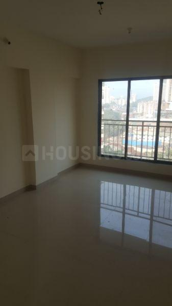 Living Room Image of 669 Sq.ft 1 BHK Apartment for buy in Malad West for 9600000