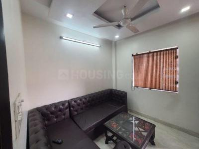 Gallery Cover Image of 600 Sq.ft 1 BHK Independent Floor for rent in Ramesh Nagar for 16000