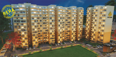 Gallery Cover Image of 587 Sq.ft 2 BHK Apartment for buy in Sector 99 for 2800000