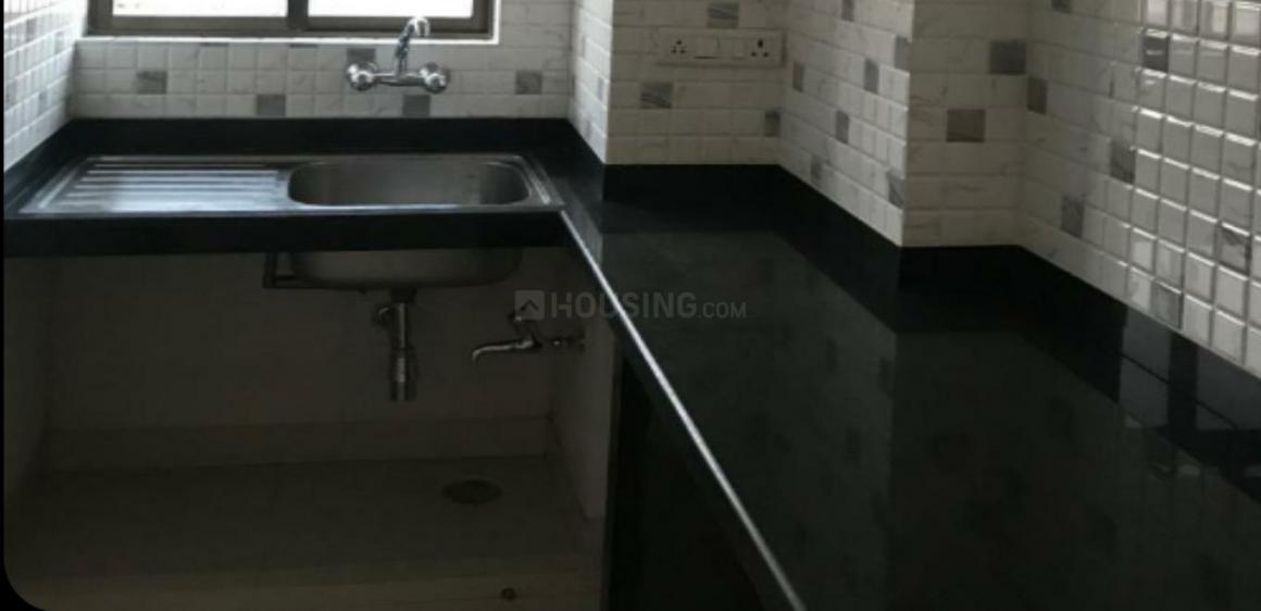Kitchen Image of 1256 Sq.ft 2 BHK Apartment for rent in Barisha for 20000