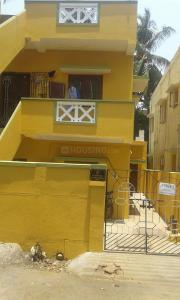Gallery Cover Image of 400 Sq.ft 1 RK Independent House for rent in Velachery for 7500