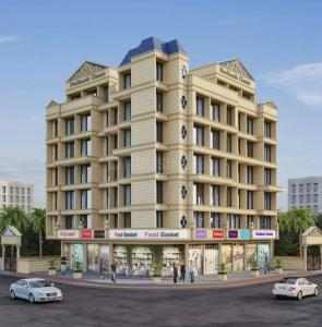 Gallery Cover Image of 465 Sq.ft 1 RK Apartment for buy in Skytech Neelkanth Classic, Kharghar for 5140003