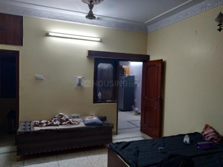 Bedroom Image of Three Star PG in Laxmi Nagar