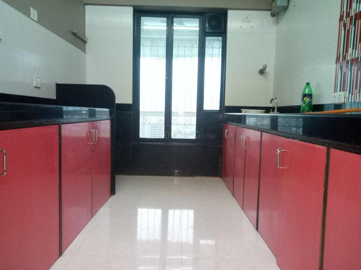 Kitchen Image of 1200 Sq.ft 2 BHK Apartment for rent in Chembur for 50000