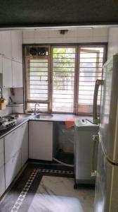 Kitchen Image of Kiran Building Flat No 08 in Andheri East