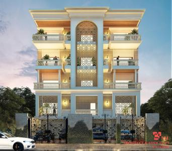 Gallery Cover Image of 3200 Sq.ft 4 BHK Independent Floor for buy in Palam Vihar for 20500000