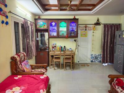 Gallery Cover Image of 1100 Sq.ft 2 BHK Apartment for buy in Sri RL City Pragathi Nagar, Nizampet for 5200000