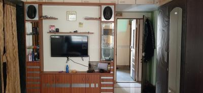 Gallery Cover Image of 390 Sq.ft 1 BHK Apartment for rent in Kopar Khairane for 15500