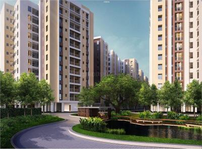 Gallery Cover Image of 1070 Sq.ft 3 BHK Apartment for buy in Eternis, Madhyamgram for 4119500