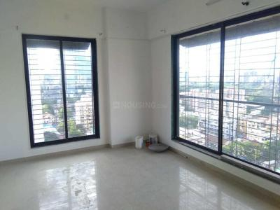 Gallery Cover Image of 550 Sq.ft 1 BHK Apartment for rent in Sanaya Krish Royale, Parel for 37000