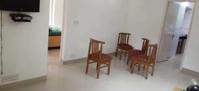 Gallery Cover Image of 1100 Sq.ft 2 BHK Apartment for rent in Sector 43 for 45000