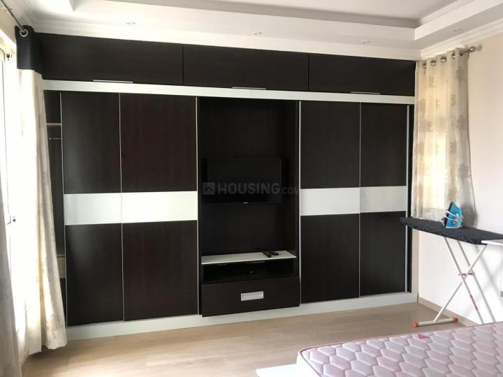 Bedroom Image of 1749 Sq.ft 3 BHK Apartment for rent in Semmancheri for 100000