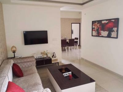 Gallery Cover Image of 1995 Sq.ft 3 BHK Apartment for buy in Ajnara Ambrosia, Sector 118 for 8478750