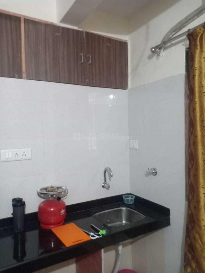 Kitchen Image of 900 Sq.ft 2 BHK Independent House for buy in Airoli for 12500000