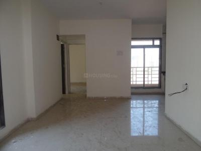 Gallery Cover Image of 1050 Sq.ft 2 BHK Apartment for buy in Shree Salgem, Greater Khanda for 7350000