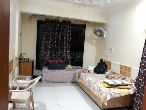 सानपाड़ा  में 7400000  खरीदें  के लिए 7400000 Sq.ft 1 BHK अपार्टमेंट के लिविंग रूम  की तस्वीर