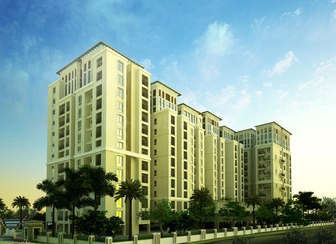 Building Image of 2174 Sq.ft 3 BHK Apartment for buy in Brookefield for 15100000