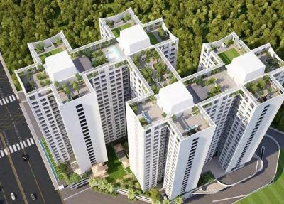 Gallery Cover Image of 1390 Sq.ft 3 BHK Apartment for buy in Samriddhi, Mira Road East for 13000000