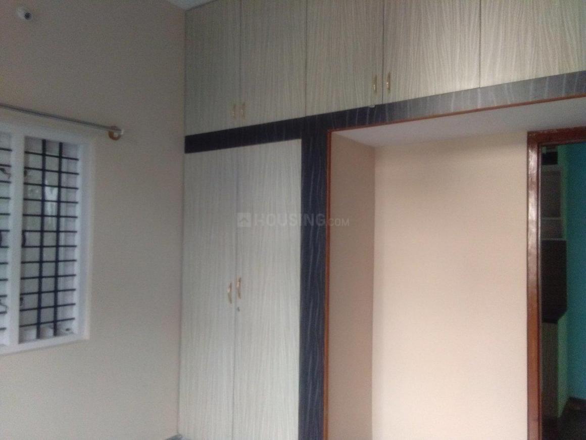 Bedroom Image of 1100 Sq.ft 2 BHK Independent Floor for rent in Vijayanagar for 25000