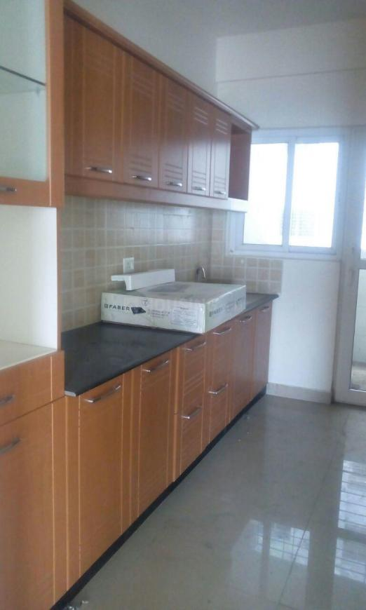 Kitchen Image of 2100 Sq.ft 3 BHK Apartment for rent in Subramanyapura for 22000