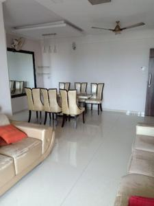 Gallery Cover Image of 1300 Sq.ft 3 BHK Apartment for rent in Santacruz East for 100000