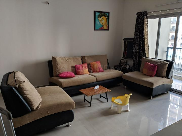 Living Room Image of 960 Sq.ft 2 BHK Apartment for rent in Sector 82 for 20000