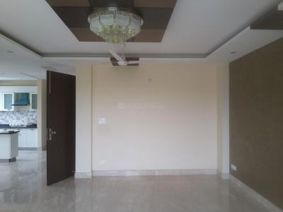 Gallery Cover Image of 1550 Sq.ft 3 BHK Independent Floor for rent in Chittaranjan Park for 65000