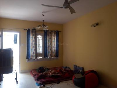 Gallery Cover Image of 1200 Sq.ft 2 BHK Apartment for rent in Murugeshpalya for 19000