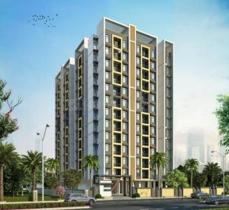Gallery Cover Image of 931 Sq.ft 2 BHK Apartment for buy in Sunshine Aditya, Hanuman Nagar for 2980128