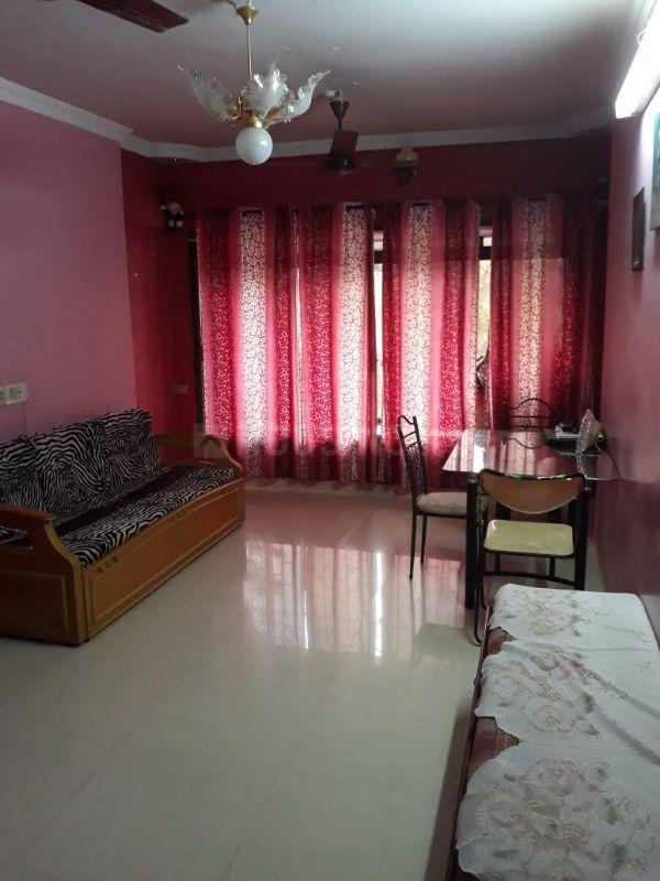 Living Room Image of 780 Sq.ft 2 BHK Apartment for rent in Borivali West for 33000