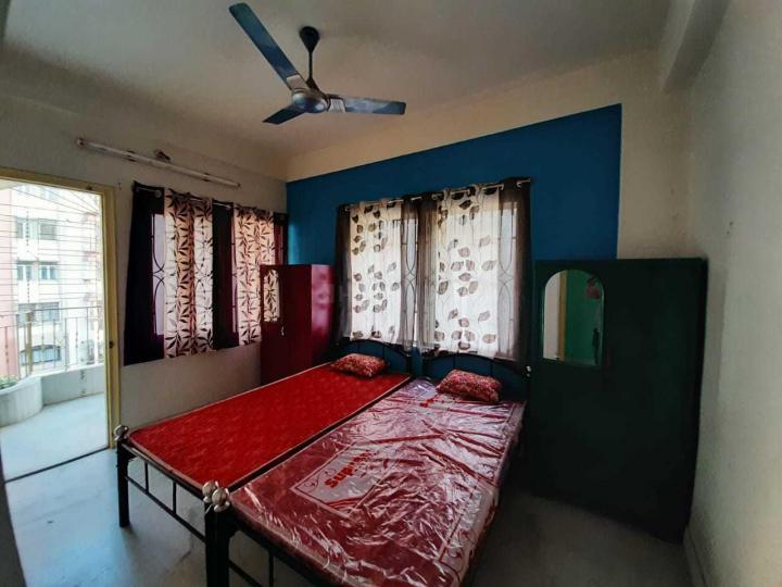 न्यू टाउन में स्वीट होम पीजी के बेडरूम की तस्वीर