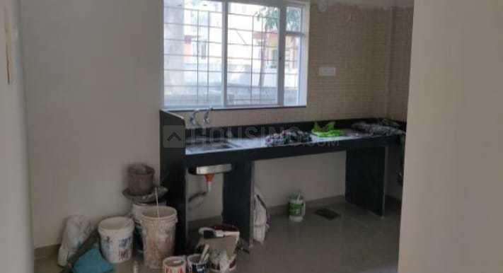 Kitchen Image of 1000 Sq.ft 2 BHK Independent Floor for rent in Bibwewadi for 25000