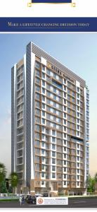 Gallery Cover Image of 1250 Sq.ft 3 BHK Apartment for buy in Seema Rajdhani, Ghatkopar East for 21600000