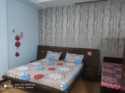 Bedroom Image of Noida Sector 16 PG in Sector 16