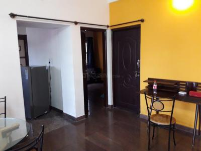 Gallery Cover Image of 700 Sq.ft 1 BHK Apartment for rent in Kamanahalli for 9000