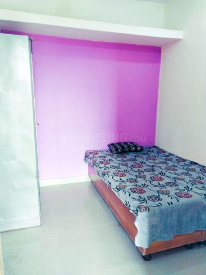 ऐरोली में पीजी लाइफ में बेडरूम की तस्वीर