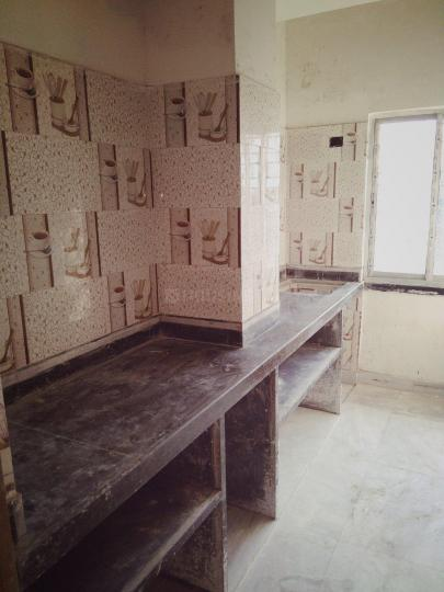 Kitchen Image of 620 Sq.ft 1 BHK Independent Floor for rent in Mourigram for 5000
