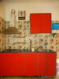 Kitchen Image of Single Occupancy PG Sarita Vihar in Sarita Vihar