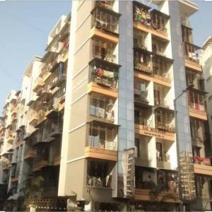 Gallery Cover Image of 650 Sq.ft 1 BHK Apartment for rent in Sai Miracle, Kamothe for 11000