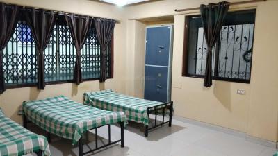कॉपर खैरने में बेडरूम इमेज ऑफ क्वालिटी पेइंग गेस्ट सर्विस