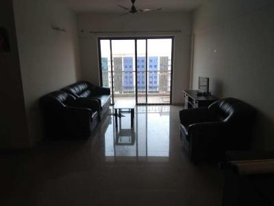 Gallery Cover Image of 1450 Sq.ft 3 BHK Apartment for rent in Pimple Nilakh for 22000