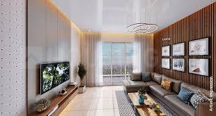 Gallery Cover Image of 1600 Sq.ft 3 BHK Apartment for buy in Nyati Evolve II, Mundhwa for 10500000