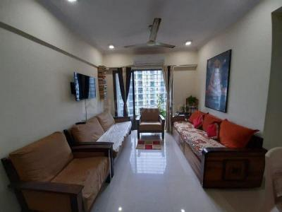 Gallery Cover Image of 1121 Sq.ft 2 BHK Apartment for rent in Chembur for 49900
