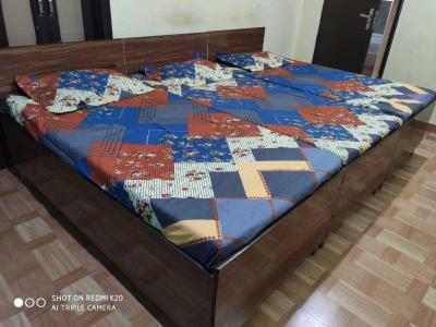 Bedroom Image of Shri Veda Andhra PG in DLF Phase 3