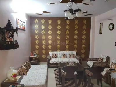 Gallery Cover Image of 1800 Sq.ft 3 BHK Independent Floor for rent in Dwarka Mor for 15000