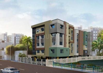 Gallery Cover Image of 766 Sq.ft 2 BHK Apartment for buy in Basundhara Apartment, Behala for 1915000