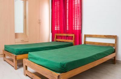 Bedroom Image of 403 Swarna Silicon Castle in Krishnarajapura